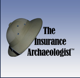 The Insurance Achaeologist