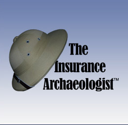 the Insurance Archaeologist